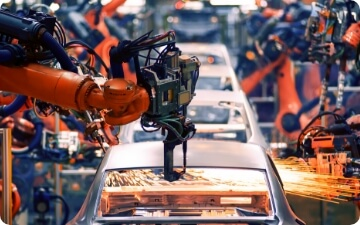Ngành Sản xuất Lắp ráp Ô tô