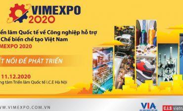 Nhiều thương hiệu lớn tham dự VIMEXPO 2020