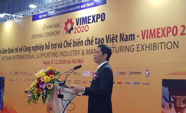 170 doanh nghiệp tham gia triển lãm VIMEXPRO