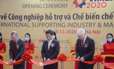 Triển lãm công nghiệp hỗ trợ đầu tiên tại Việt Nam