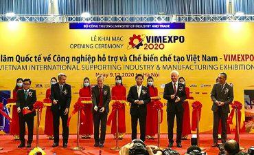 Hơn 170 doanh nghiệp tham dự VIMEXPO