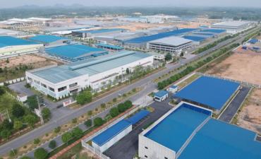 Phú Thọ có thêm ba cụm công nghiệp 168 ha