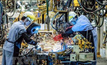 Chỉ số sản xuất công nghiệp quý 2/2021 tăng 11.45% so với cùng kỳ năm trước