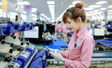 Công nghiệp điện tử Việt Nam điểm sáng trong sản xuất công nghiệp