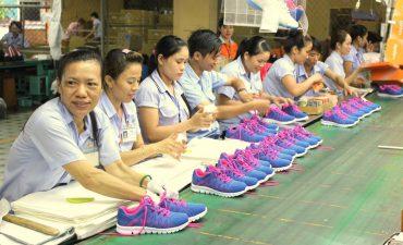 Dự báo đầu ra của ngành da giày sẽ tiếp tục gặp khó
